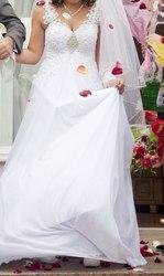 продам свадебное платье из коллекции 2013