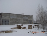 Здание материального склада