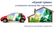 Устраняем неприятные запахи в помещениях и автомобилях без химчистки