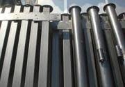 Столбы металлические от производителя