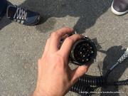 Спиральный кабель АБС ЕБС на Грузовое авто