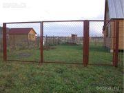 Садовые ворота с бесплатной доставкой по области