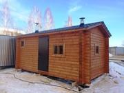Баня Мобильная за 1 день под ключ установка в Жлобине