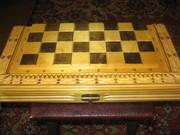 Продам новые нарды+шахматы