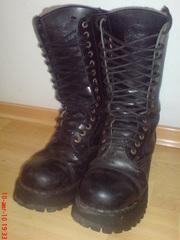 Продам ботинки фирмы Steel (зима)