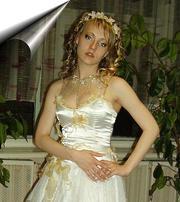 Свадебное платья,  вечернее,  платья для коктейлей. Пошив под заказ. Инд